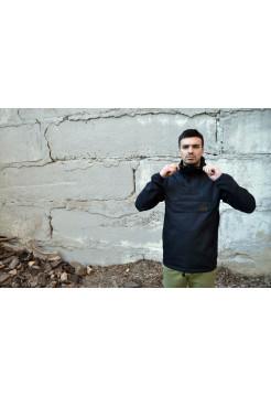 Анорак Monochrome черный
