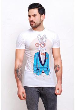 Кролики Футболка Men-2В