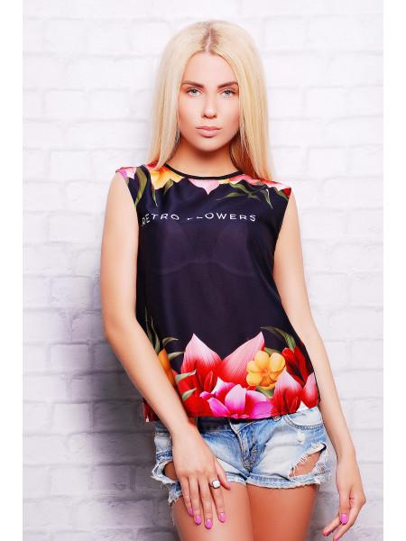 Resto Flowers футболка Киви б/р
