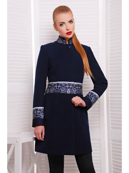 Кружево пальто Мила2