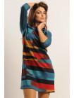 """Платье """"Африка-Софт"""" ПЛ 18.2-85/16полоса"""