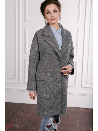 Женское пальто KN-BK
